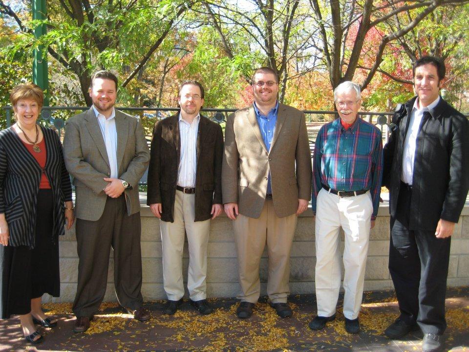 IU Orthodox Music Symposium 2010 group shot