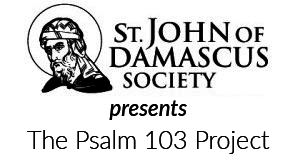 The Psalm 103 Project